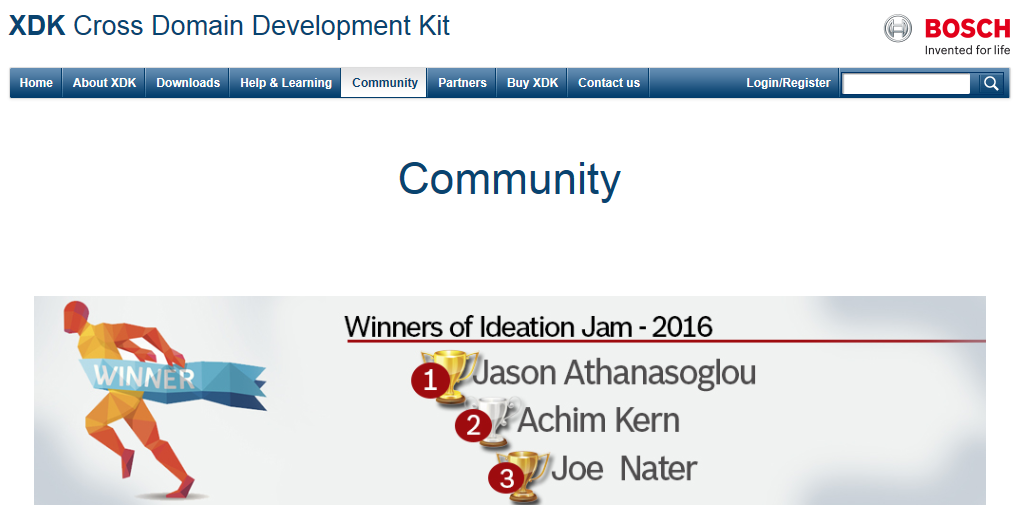 XDK Ideation Jam